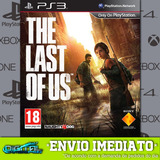The Last Of Us Ps3 Psn Midia Digital Envio Rapido! Original