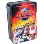 Box Metálico Esquadrão Relâmpago Changeman, 5 Dvds, Volume 1