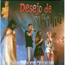 Cd Desejo De Menina Em Petrolina Original + Frete Grátis