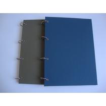 Caderno Argolado Fichário Universitário Liso Unissex