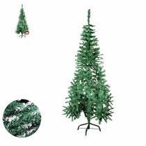 Arvore Natal Pinheiro Verde Gigante 210 De Alt 500 Galhos