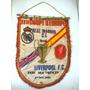 Galhardete Futebol Final Liga Dos Campeões Europa 1981