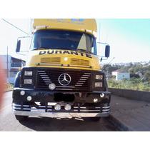 Mercedes Benz L1316 Om 352 A Ano 86 Truck-bau Apenas $80.000