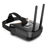 Óculos Google Fpv Com Câmera E Transmissor De Vídeo