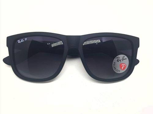 a9c5130938dfe Oculos Ray-ban Rb4165 Justin Polarizado Original C  Garantia - R ...
