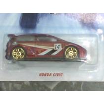 Honda Civic 5/8 Hot Wheels Holiday Hot Rods 2014