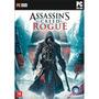 Jogo Novo Lacrado Assassins Creed Rogue Para Pc