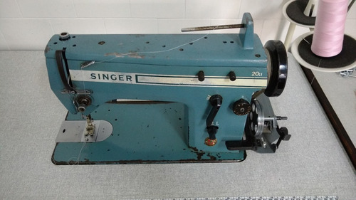 Zig Zag Semi Singer - Máquina De Costura- Aceito Trocas