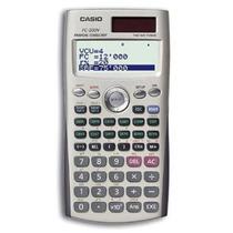 Calculadora Financeira Casio Fc-200v Novo Original