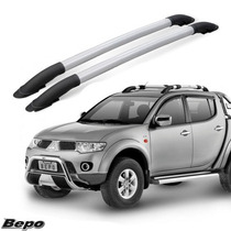 Longarina Teto Rack Elegance Bepo Mitsubishi L200 Triton