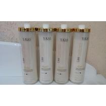 Combo 2 Kits Progressiva Y- Kas Kit Ouro (4x 1 Litro)