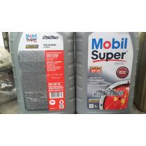 Oleo Mobil Super 5w40 100%sintético
