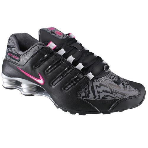 Tênis Feminino Wmns Nike Shox Nz 636088 - 025 Katy Calçados
