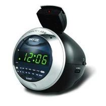 Rádio Relógio C/ Projetor Rf-233 Am/fm - Imperdível!!!