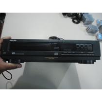 Compact Disc Player Philips Cd 164 ( Funcionando )