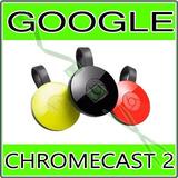 Google Chromecast 2 Hdmi 1080p Chrome Cast 2  ** Original **