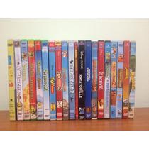 Filmes De Animação Infantil - 9,00 Un. Dvd