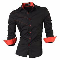 Camisas Social Masculino Surpe Na Moda