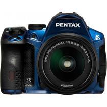 Camera Pentax K30 Azul Camera Fotografica Profissional