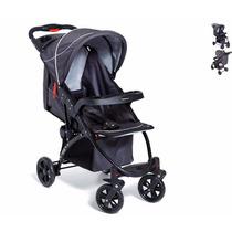 Carrinho De Bebê Berço Travel System Athena Preto Galzerano