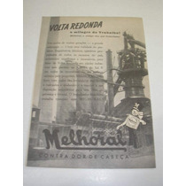 ( L 290/ P ) Propaganda Antiga Melhoral Volta Redonda