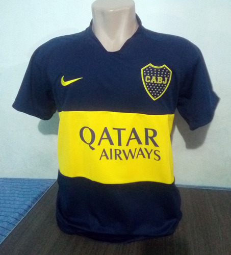Camisa Boca Juniors 2018 - 2019 Azul Supporter Torcedor 14bc6c26bb876
