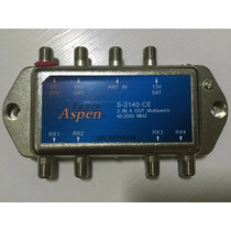 Chaves Aspen Para Satélite 3 In 4 Out Multiswitch