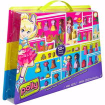 Bonecas Polly Pocket Amigas Conjunto Super Fashion - Mattel