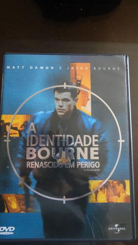 A Identidade Bourne - Renascido Em Perigo