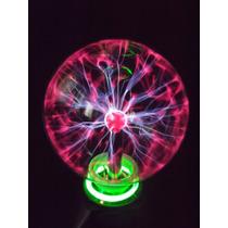 Plasma Light - Glob De Plasma - Gigante 17cm - Txmc