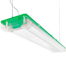 Luminária Sampa Para Lâmpada Fluorescente Tubular T5 123cm