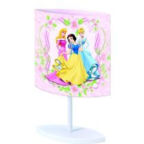 Abajur Oval Princesas Disney - Startec - Ref 110450004