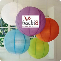 Bola Japonesa Aniversário Tema Oriental Enfeite Hachi8