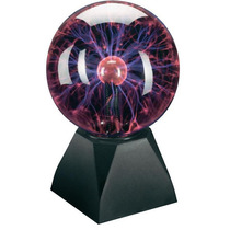 Plasma Ball Globo De Plasma Light Sphere 6 Polegadas 110v