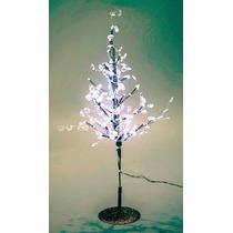 Luminária Árvore Natal 30 Lâmpada Led Pisca Pétala Muda Cor