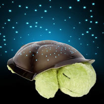 Luminária De Estrelas - Tartaruga Projetora De Estrelas
