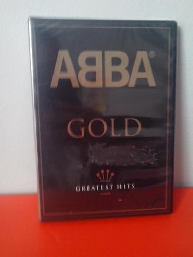 Abba - Gold Greatest Hits - Dvd Novo Lacrado