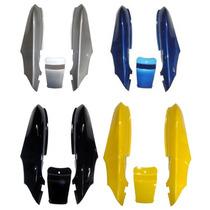 Rabeta Completa Dafra Speed 150 Verm+peças