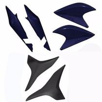 Kit Carenagem Plastico P/ Xre 300 Ano 2012 Azul Perolizado
