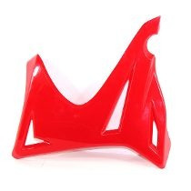 Carenagem Aba Tanque Sundown Stx 200 Vermelha Direita