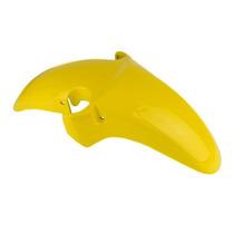 Paralama Dianteiro Amarelo Honda Cbx250 Twister 2007