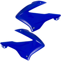 Kit Aba Do Tanque Nxr Bros 125/150 2005/06 Azul Mod.original