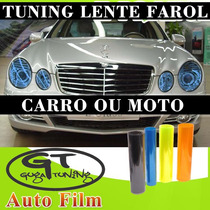 Película Farol De Alta Performance P/ Carro Ou Moto !