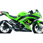 Adesivo Moto Kawasaki Ninja 250 300 Zx6r 650r