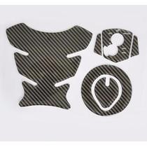 Adesivo Protetor Ignição Bocal Tanque Moto Honda Xre 300