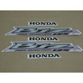 Kit Adesivos Honda Biz 125 Ks 2011 Rosa - Decalx