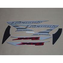 Kit Adesivos Honda Xr 250 Tornado 2006 Preta - Decalx