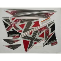 Adesivo Xt225 1999 Vermelha, Faixa Original Completa