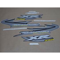 Kit Adesivos Honda Xr 250 Tornado 2004 Preta - Decalx