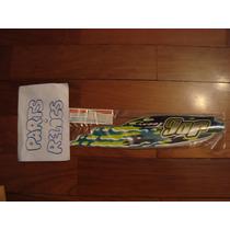 Adesivos Jogo De Faixa Jog Teen Verde 2002 Yamaha 50cc